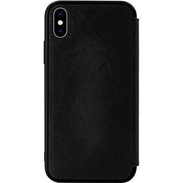 Epico Flip Case with Magnetic Closure iPhone X/XS - černé