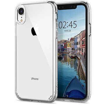 Spigen Ultra Hybrid Crystal Clear iPhone XR