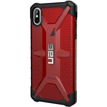UAG Plasma Case Magma Red iPhone XS Max