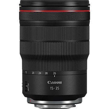 Canon RF 15-35mm f/2,8 L IS USM cena od 58990 Kč
