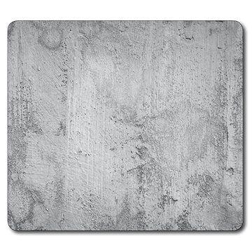 Kesper Multifunkční skleněná deska motiv beton 56x50cm