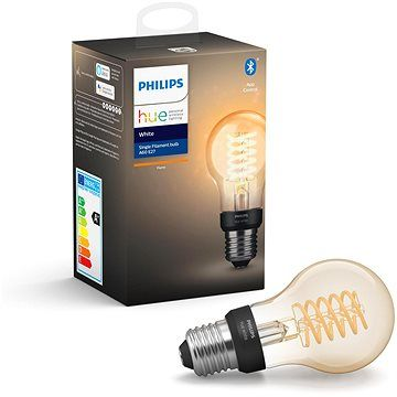 Philips Hue White Filament 7W E27 A60