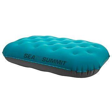 Sea To Summit Aeros Ultralight Pillow Deluxe teal cena od 0 Kč