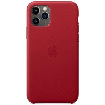 Apple iPhone 11 Pro Kožený kryt (PRODUCT) RED