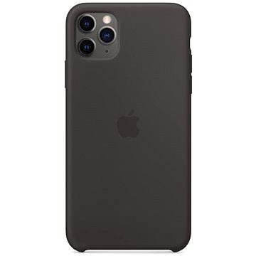 Apple iPhone 11 Pro Max Silikonový kryt černý