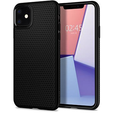 Spigen Liquid Air Black iPhone 11