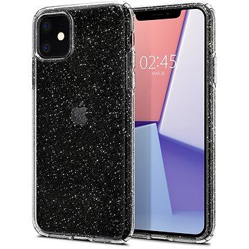 Spigen Liquid Crystal Glitter Clear iPhone 11