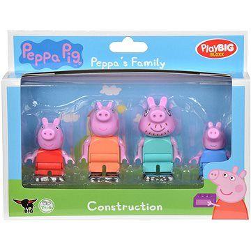 PlayBig Bloxx Prasátko Peppa Rodina