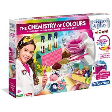 Clementoni Laboratoř barev