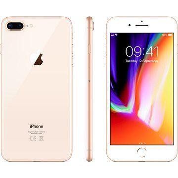 Apple iPhone 8 Plus 128GB zlatá