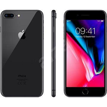 Apple iPhone 8 Plus 128GB vesmírně šedá