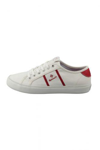 Gant Tenisky Gant Shoes Zoee 18538445-319-Gw-G313-38 Bílá 38
