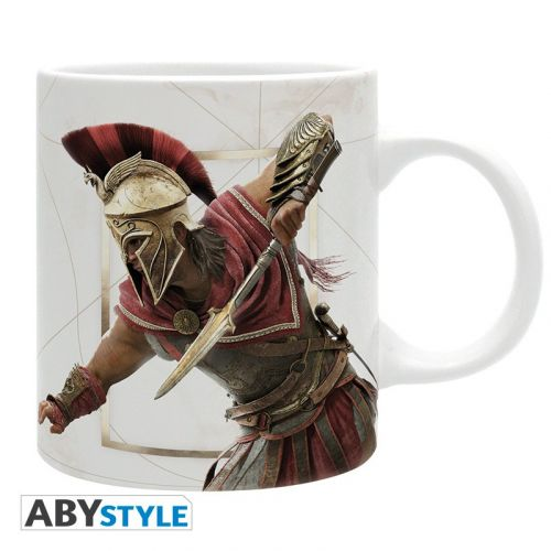 Abysse Corp Assassin's Creed hrnek Alexios 350 ml