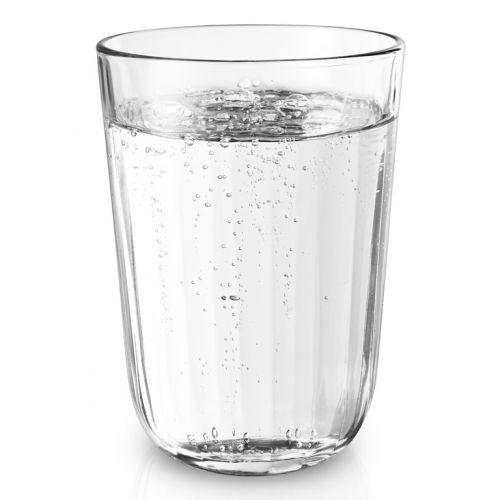 Eva Solo Set fazetových sklenic 34 cl