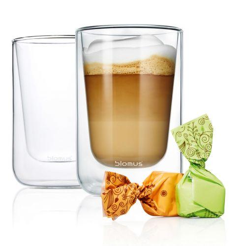 BLOMUS Set termosklenic na cappuccino 250 ml