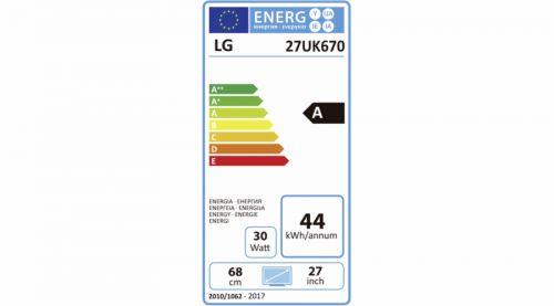 LG 27UK670-B cena od 11143 Kč