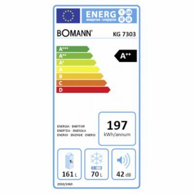 Bomann KG 7303 cena od 14571 Kč