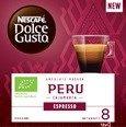 NESCAFÉ Dolce Gusto Peru Cajamarca Espresso kávové kapsle 12 ks