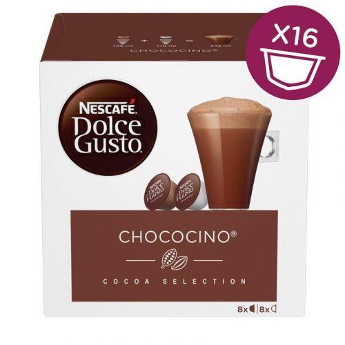 NESCAFÉ Dolce Gusto Chococino čokoládový nápoj 16 ks