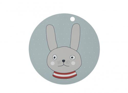 OYOY Dětské prostírání Rabbit
