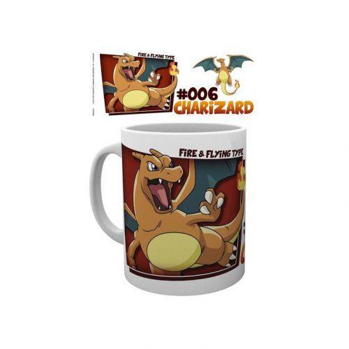 GB Eye Pokémon hrnek Charizard