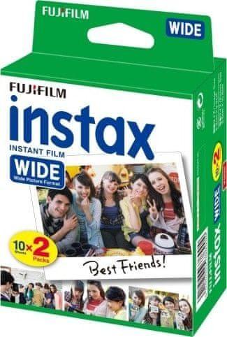 Fujifilm Color film Instax Wide cena od 407 Kč