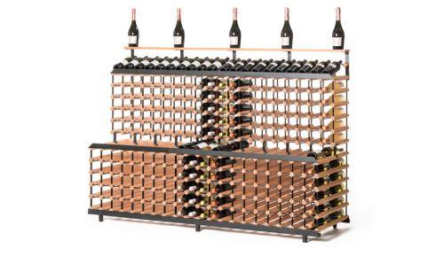 RAXI Patrový stojan na víno