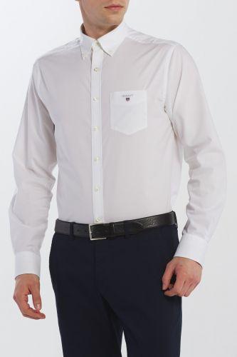 Gant Košile Gant The Broadcloth Reg Bd 3046400-619-Ga-110-S Bílá S cena od 2899 Kč