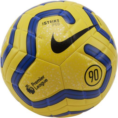 Nike Premier League Strike Pro žlutá/modrá/černá Uk 5 cena od 0 Kč