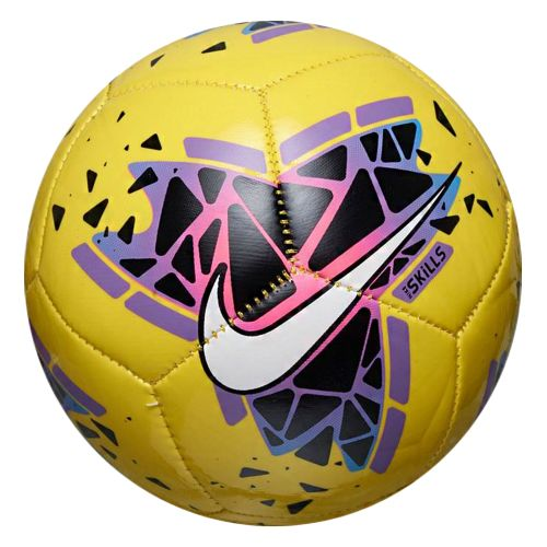 Nike Skills žlutá/fialová Uk 1 cena od 339 Kč