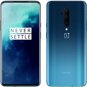 OnePlus 7T Pro modrá