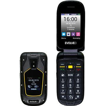 EVOLVEO StrongPhone F5 od Mall.cz