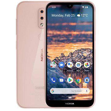 Nokia 4.2 růžová