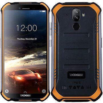 Doogee S40 16GB oranžová