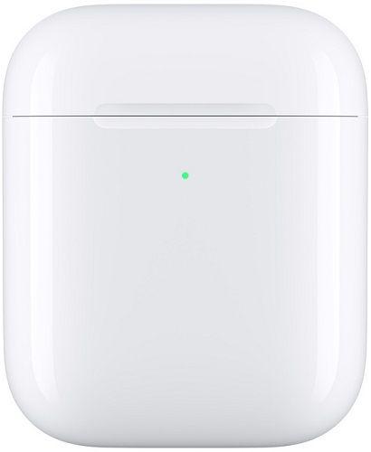 Apple MR8U2ZM/A bílé bezdrátové nabíjecí pouzdro pro AirPods