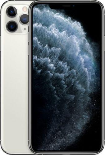 Apple iPhone 11 Pro Max 512 GB stříbrný cena od 43790 Kč