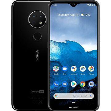 Nokia 6.2 Dual SIM černá