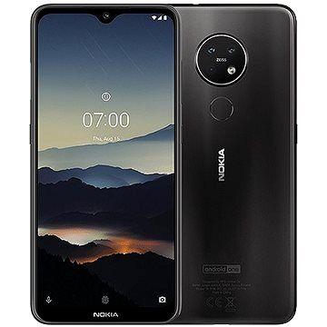 Nokia 7.2 Dual SIM černá