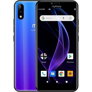MyPhone Prime 4 Lite modrý