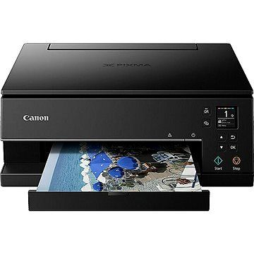 Canon PIXMA TS6350 černá cena od 2870 Kč