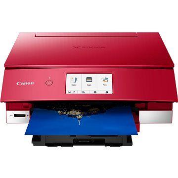 Canon PIXMA TS8352 červená cena od 4260 Kč