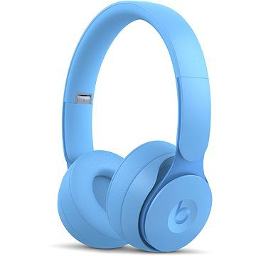Beats Solo Pro Wireless - More Matte Collection - světle modrá