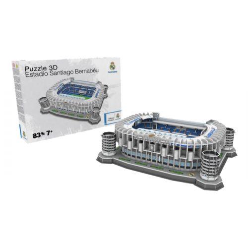 Fanshop Nanostad BASIC - Fotbalový stadion Santiago Bernabéu Real Madrid