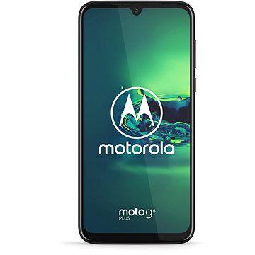 Motorola Moto G8 Plus modrá