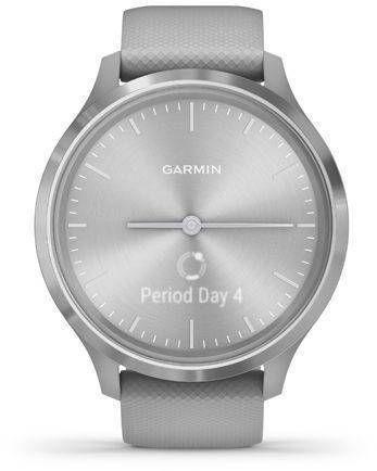 Chytré hodinky Garmin vivomove3 Sport Silver/Gray (010-02239-20)