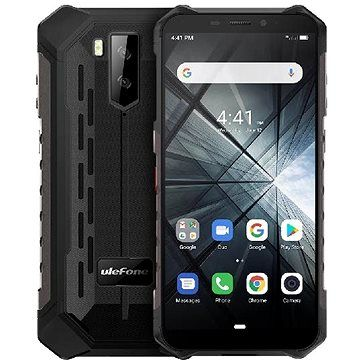 UleFone Armor X5 černá
