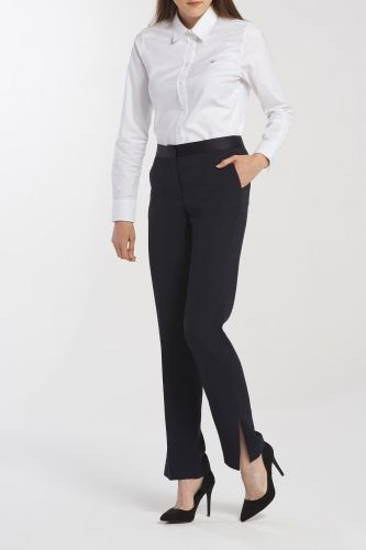 Gant Kalhoty Gant D2. Holiday Pant 4150116-619-Gw-433-34 Modrá 34