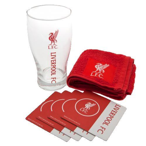 Fanshop Barový set Liverpool FC cena od 349 Kč