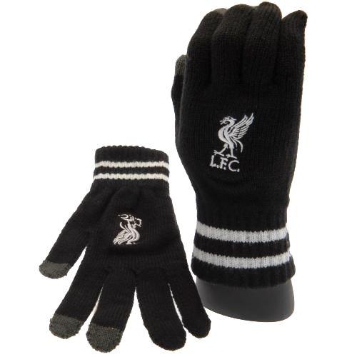 Fanshop Pletené rukavice Liverpool FC cena od 399 Kč