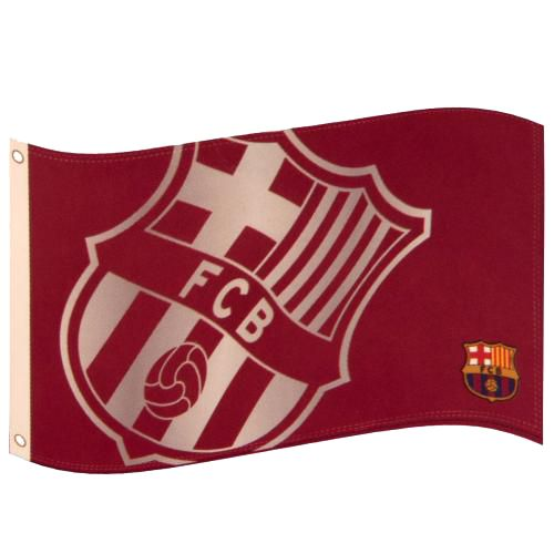 Fanshop Vlajka FC Barcelona cena od 199 Kč